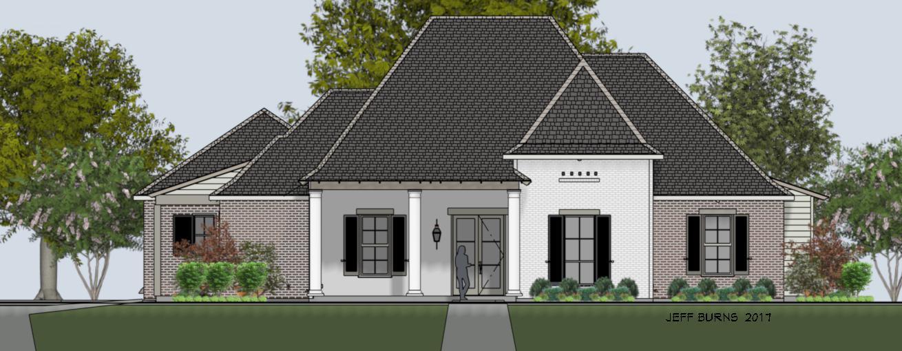 Creole Louisiana Plan 2593-3775