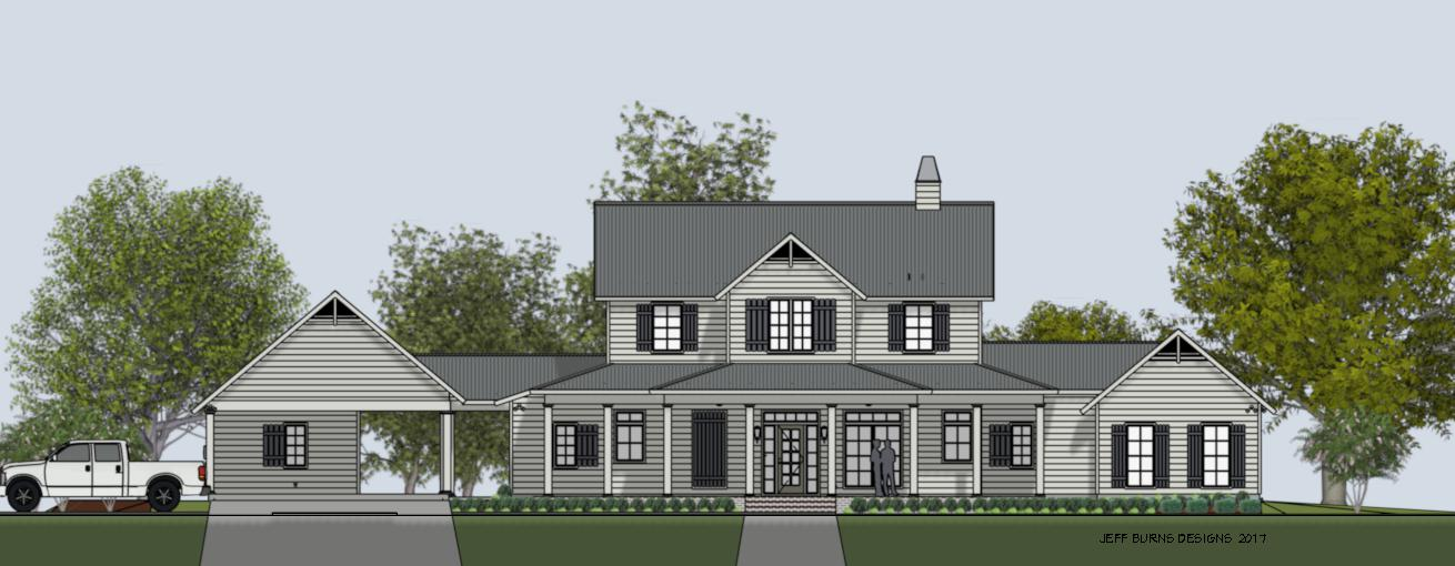 FARM HOUSE PLAN 2796 – 4442