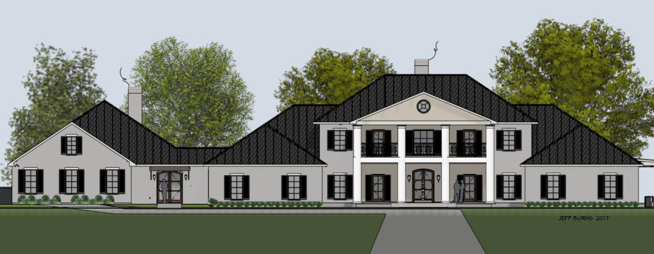 CUSTOM HOME EXAMPLE  7,136 - 10,938