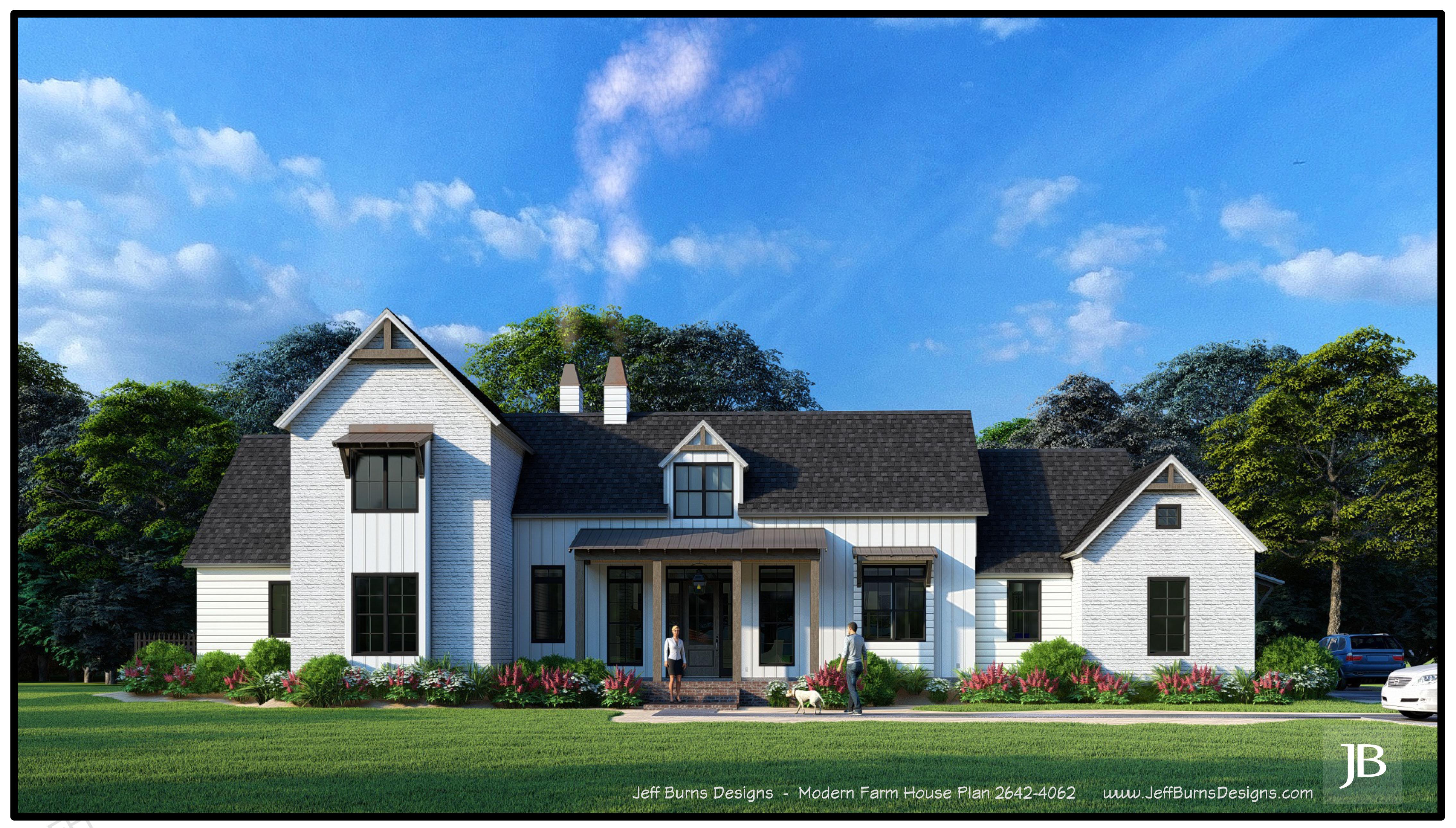 Modern Farm House  2642-4062