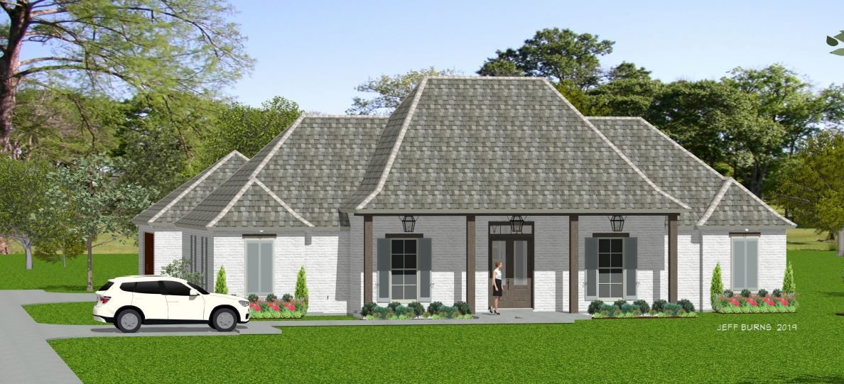 New Coming Soon!! - Acadian Symmetry 2586-3575