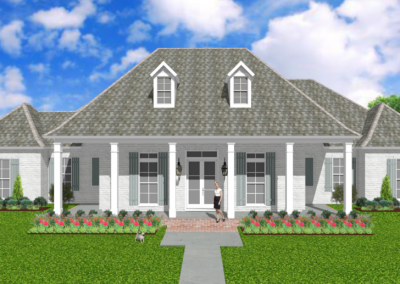 Acadian -Symmetrical-3043-5194-Louisiana-Stock-Plan-Jeff-Burns-Designs