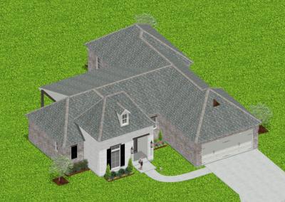 Creole-Patio-Home-2228-3172-Louisiana-Stock-Plan-Jeff-Burns-Designs-3 - Copy