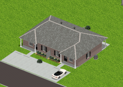 Duplex-992-2306-Louisiana-Stock-Plan-Jeff-Burns-Designs-3