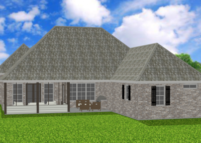 French-Country-2312-3714-Lousiana-Stock-Plan-Jeff-Burns-Designs-2