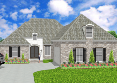 French-Country-2312-3714-Lousiana-Stock-Plan-Jeff-Burns-Designs-4