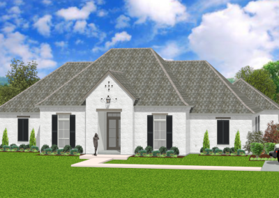 French-Creole-2799-4063-Lousiana-Stock-Plan-Jeff-Burns-Designs-2