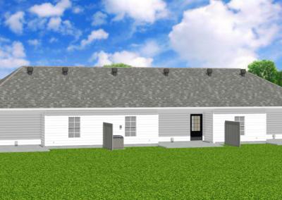 Siding-Triplex-3043-3483-Louisiana-Stock-Plan-Jeff-Burns-Designs-2