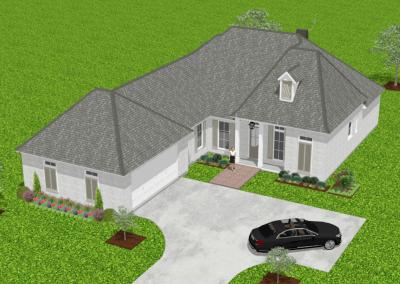 Acadian-Creole-1913-2956-Louisiana-Stock-Plan -Jeff-Burns-Designs-3