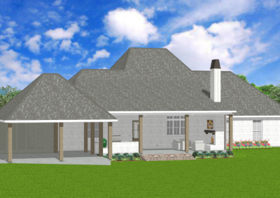 Acadian-Farm-House-2597-4217-Louisiana-Stock-Plan-Jeff-Burns-Designs-2