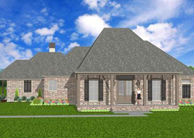Acadian-River-2325-3785-Louisiana-Stock-Plan-Jeff-Burns-Designs-1