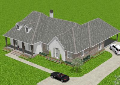 Acadian-Rustic-2398-3585-Louisiana-Stock-Plan-Jeff-Burns-Designs-3