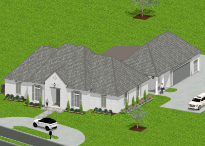 French-Creole-2870-4342-Louisiana-Stock-Plan-Jeff-Burns-Designs-3
