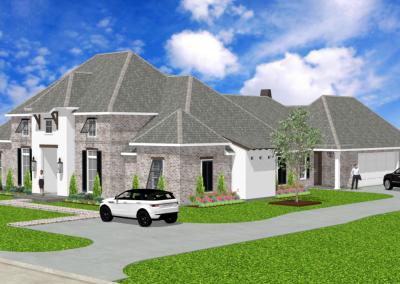 Louisiana-West-Indies 3059-4554-Stock-Plan-Jeff-Burns-Designs-2