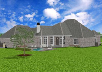 Louisiana-West-Indies 3059-4554-Stock-Plan-Jeff-Burns-Designs-3