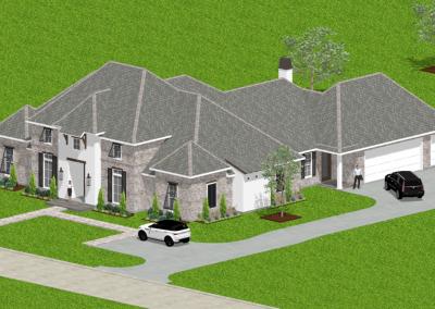 Louisiana-West-Indies 3059-4554-Stock-Plan-Jeff-Burns-Designs-4
